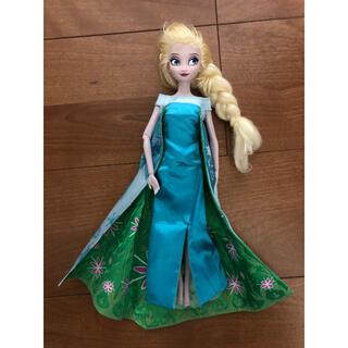 アナトユキノジョオウ(アナと雪の女王)のアナ雪 エルサ人形(キャラクターグッズ)