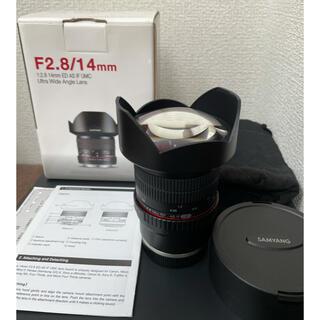 SONY - SAMYANG 14mm F2.8 ED AS IF UMC ソニー Eマウント