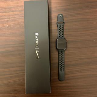 Apple Watch - Apple Watch 4 スペースグレー アルミケース 44MM
