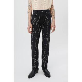 JOHN LAWRENCE SULLIVAN - 20SS OUR LEGACY Zig Zag Jeans 29インチ