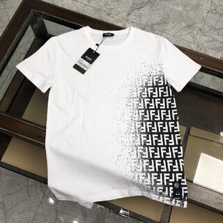FENDI - 男女兼用★1601FENDIフェンディ Tシャツ半袖★12000円2枚
