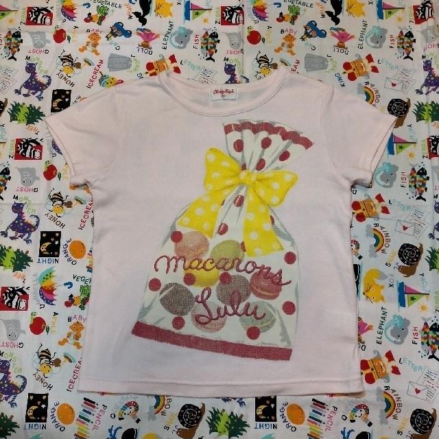 Shirley Temple(シャーリーテンプル)のシャーリーテンプル Tシャツ  130 キッズ/ベビー/マタニティのキッズ服女の子用(90cm~)(Tシャツ/カットソー)の商品写真