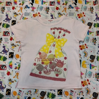 Shirley Temple - シャーリーテンプル Tシャツ  130