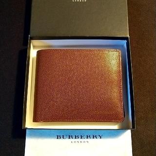 BURBERRY - バーバリー 折り財布