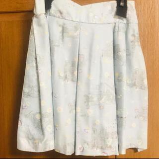 ウィルセレクション(WILLSELECTION)のdisney おしゃれキャット マリー ちゃん スカート (ひざ丈スカート)