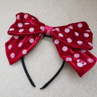 ディズニー(Disney)の【Disney】ミニーマウス、カチューシャ(カチューシャ)