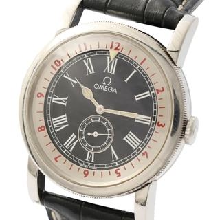 オメガ(OMEGA)のオメガ OMEGA パイロットウォッチ 腕時計 メンズ【中古】(その他)