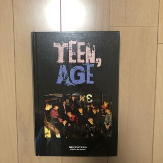SEVENTEEN - SEVENTEEN 2nd ALBUM 『TEEN AGE』RSver