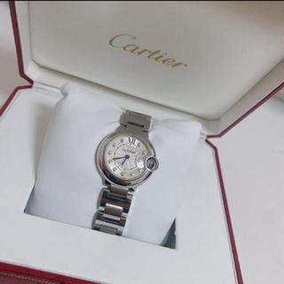 Cartier - カルティエ バロンブルー 💎ダイヤモンド💎