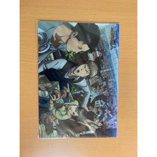 進撃の巨人 B5クリアファイル 別冊少年マガジン 2014年10月号付録(クリアファイル)