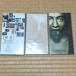 Mr.Children CDシングル 3枚セット(ポップス/ロック(邦楽))