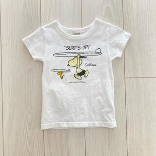 SNOOPY - 100cm スヌーピーTシャツ