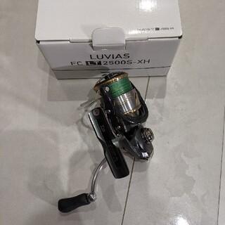 DAIWA - 20ルビアスfc2500s-xh