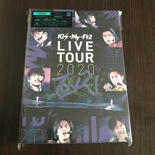 Kis-My-Ft2 - Kis-My-Ft2 LIVE TOUR 2020 To-y2 DVD