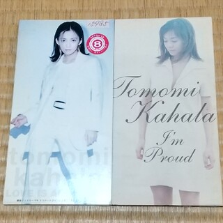 華原朋美 CDシングル 2枚セット(ポップス/ロック(邦楽))