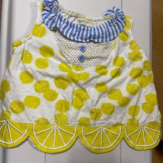 sense of wonder - baby cheerレモントップス