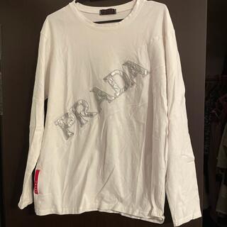 プラダ(PRADA)のPRADA ロンT(Tシャツ/カットソー(七分/長袖))