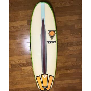 tomoサーフボード  サイファイ2 5'3(サーフィン)
