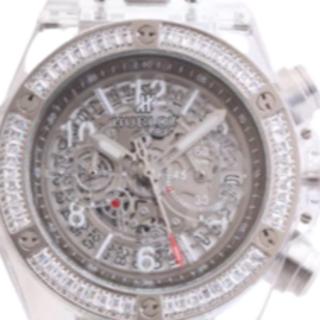 ウブロ(HUBLOT)の7.送料無料)極美品 高級感漂うメンズ 腕時計アクセサリ(その他)