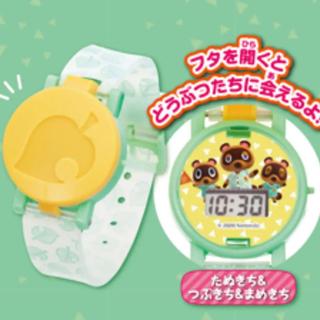 Takara Tomy - 新品 たぬきち 時計 ガチャ ガチャガチャ どうぶつの森