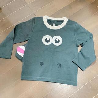 グラニフ(Design Tshirts Store graniph)のひつじのショーンロンT100グラニフ新品(Tシャツ/カットソー)