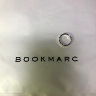 MARC JACOBS - 【新品】MARC JACOBS (BookMarc) リング size6