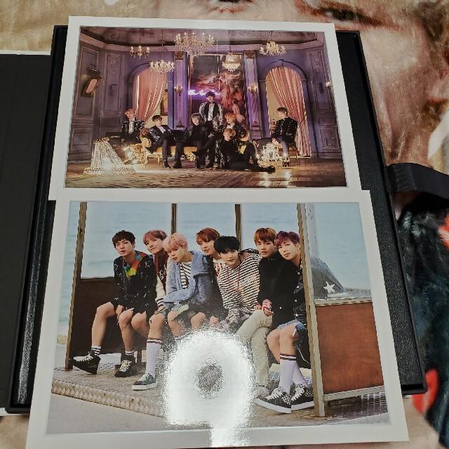 防弾少年団(BTS)(ボウダンショウネンダン)のBTS WINGS コンセプトブック  エンタメ/ホビーのタレントグッズ(アイドルグッズ)の商品写真