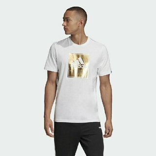 adidas - アディダス Tシャツ 白 GD5930