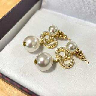 Dior - dior ピアス 両耳セット ディオール ピアス ゴールド パール