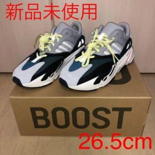 26.5 adidas YEEZY BOOST 700 WAVE RUNNER(スニーカー)