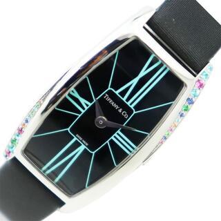 Tiffany & Co. - ティファニー TIFFANY&CO ジェメア 腕時計 レディース【中古】