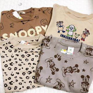 シマムラ(しまむら)のしまむら ベビー服 Tシャツまとめ売り(Tシャツ)