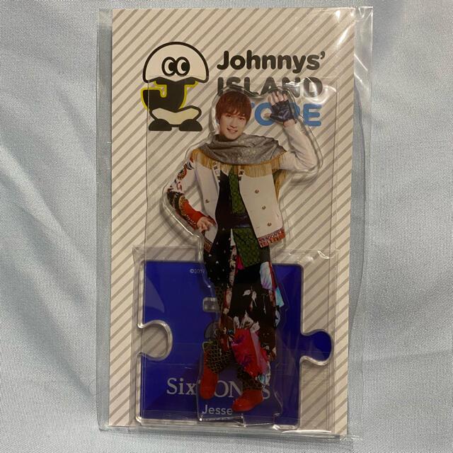 Johnny's(ジャニーズ)のSixTONES ジェシー アクスタ 第一弾 エンタメ/ホビーのタレントグッズ(アイドルグッズ)の商品写真