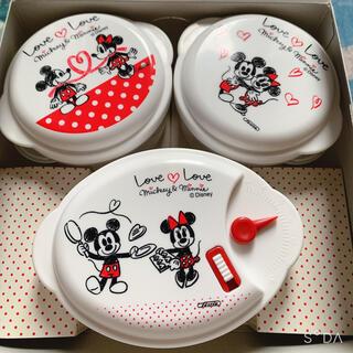 ディズニー(Disney)の未使用品*Disney タッパー 3点セット(容器)