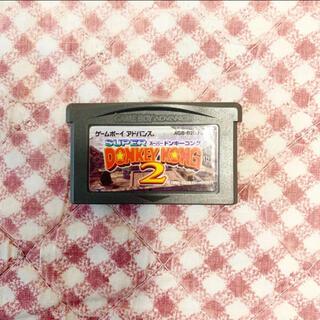 ゲームボーイ(ゲームボーイ)のスーパードンキーコング2(家庭用ゲームソフト)