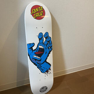 THRASHER - SANTACRUZ サンタクルーズ スケートボード デッキ