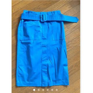 アンドクチュール(And Couture)のアンドクチュール ひざ丈スカート(ひざ丈スカート)