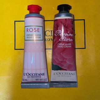 L'OCCITANE - ロクシタンハンドクリーム
