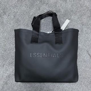 FEAR OF GOD - FOG Essentials エッセンシャルズ トートバック ブラック