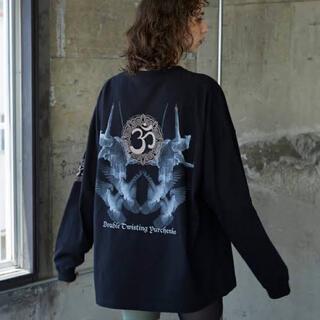アリシアスタン(ALEXIA STAM)のJuemi TOTAL ECLIPSE L/S TEE(Tシャツ(長袖/七分))