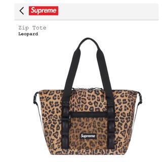 シュプリーム(Supreme)のSupreme Zip Tote Leopard ジップトート レオパード (トートバッグ)