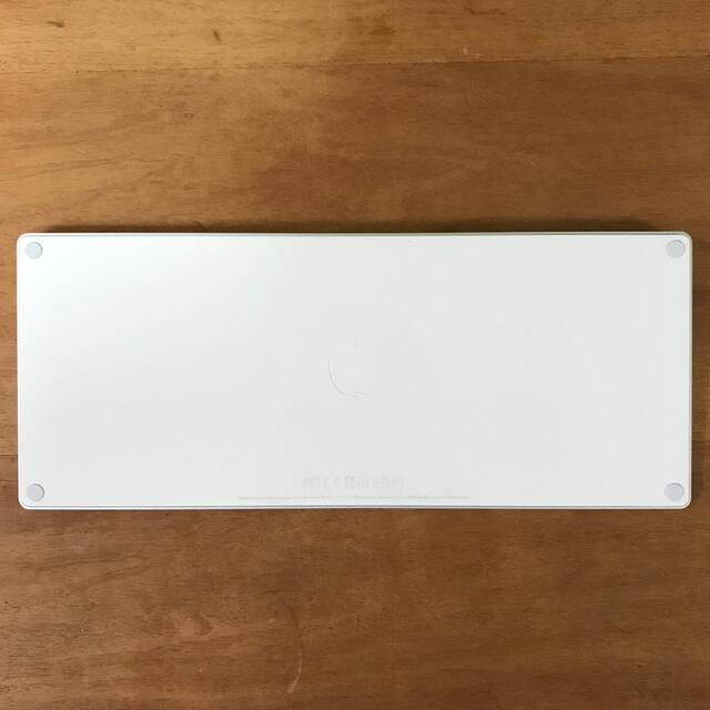 Apple(アップル)のApple magic keyboard キーボード スマホ/家電/カメラのPC/タブレット(PC周辺機器)の商品写真