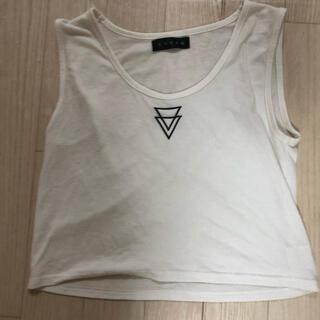 アンビー(ENVYM)のアンビー ショート丈トップス(Tシャツ(半袖/袖なし))