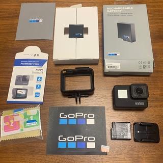 GoPro7black美品 大特価 送料込