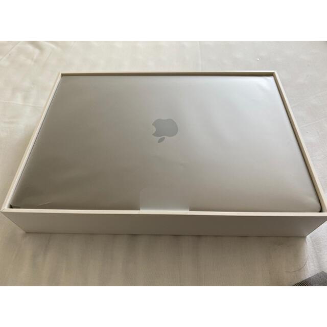 Mac (Apple)(マック)の【専用出品】MacBook air M1 8GB 256GB 最新スペースグレー スマホ/家電/カメラのPC/タブレット(ノートPC)の商品写真