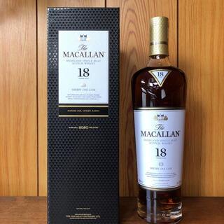 サントリー - ウイスキー マッカラン 18年 Macallan 18年 ウイスキー 山崎 白州