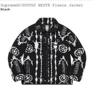 Supreme - Supreme SOUTH2 WEST8 Fleece Jacket XL