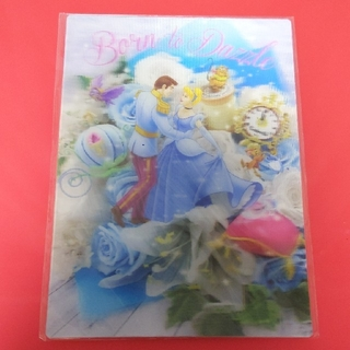 ディズニー(Disney)の50⭐ 3Dポストカード シンデレラ(写真/ポストカード)