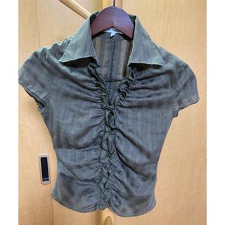 ナラカミーチェ(NARACAMICIE)のナラカミーチェ ブラウス半袖(シャツ/ブラウス(半袖/袖なし))