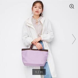 GU - 美品 GU  ジーユー 10ポケットトートバッグ